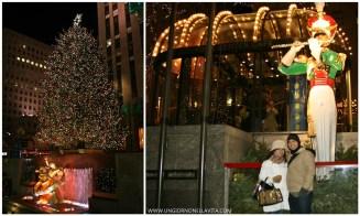Rockefeller Center.