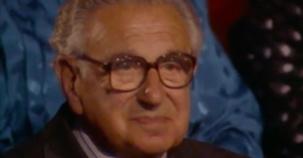 Nicholas Winton 669 Kinder vor Nazis gerettet