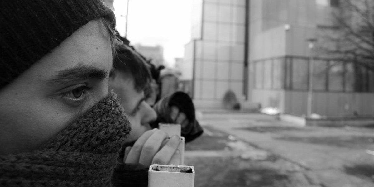 Russland Hooligans legalisieren