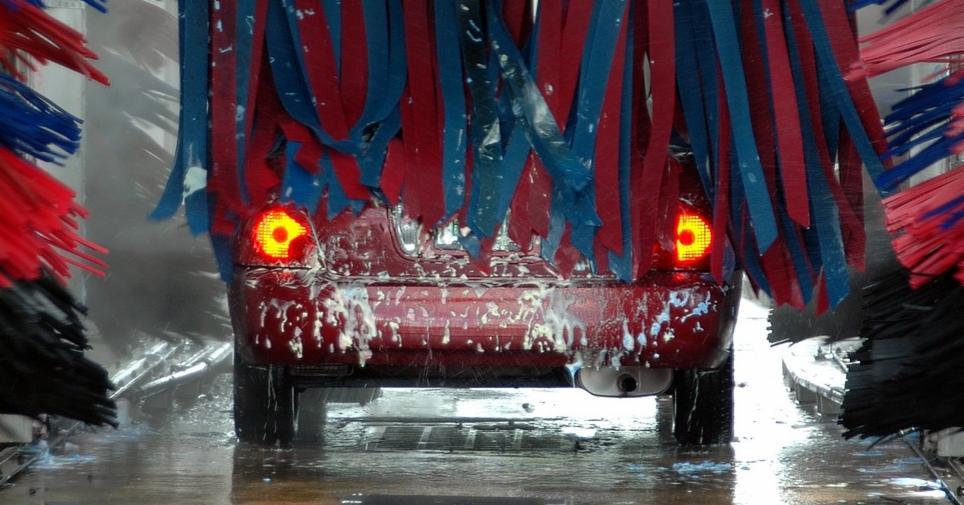 Autowaschanlage tödlich