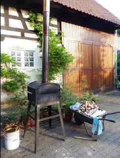 Tarte Flambée en image {Alsace}