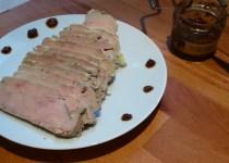 LA terrine de foie gras made in Sud Ouest