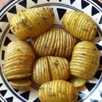 Pommes de terre au four à la suédoise