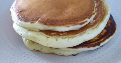 Pancake «pot de yaourt»