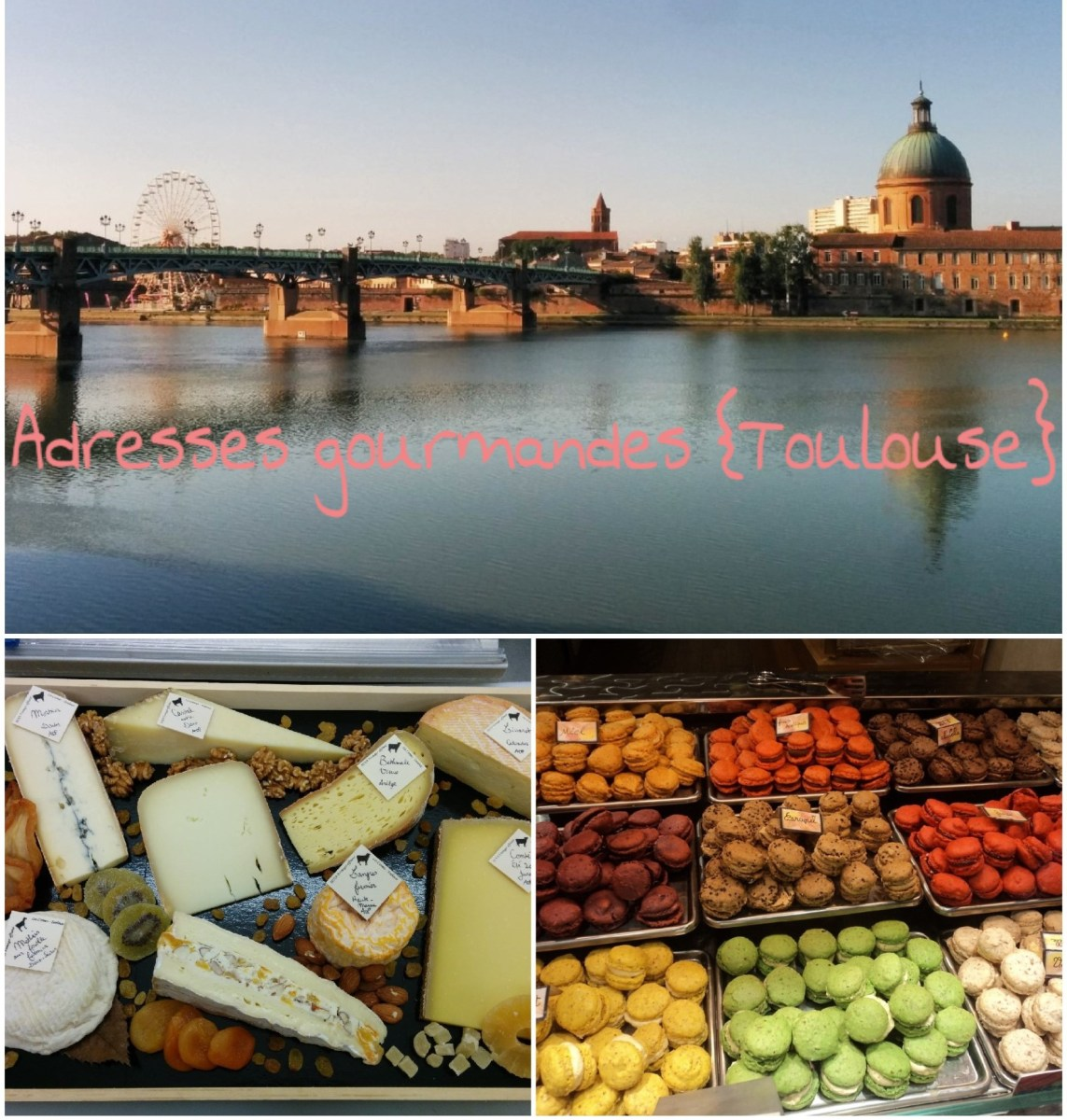 Mes adresses gourmandes {Toulouse}