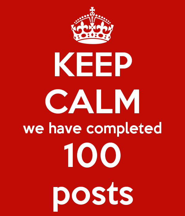 keep-calm-we-have-completed-100-posts