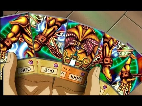 Yu-Gi-Oh! Deck and Combos: Exodia the Forbidden One Deck