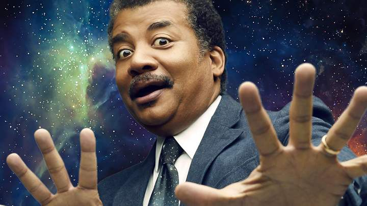Neil Degrasse Tyson: A cosmic perspective, a show review