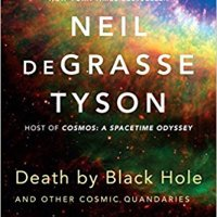 Death by black hole and other cosmic quandaries, a book review