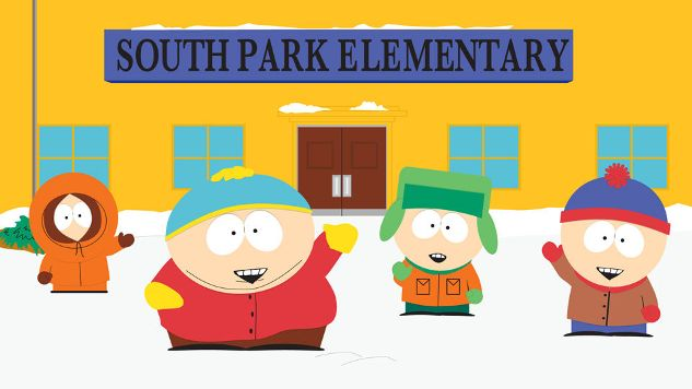 south park characters main
