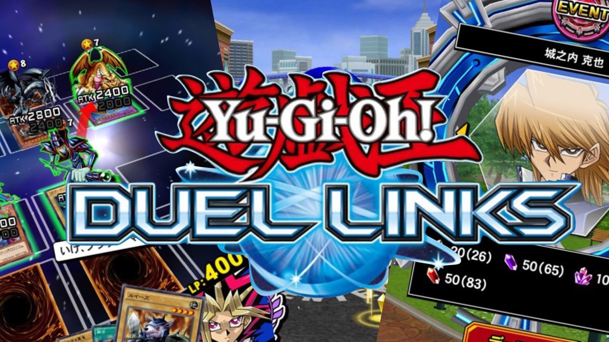 yugioh duel links a video game review  ungroovygords