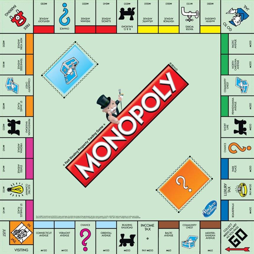 Monopoly - Ungroovygords