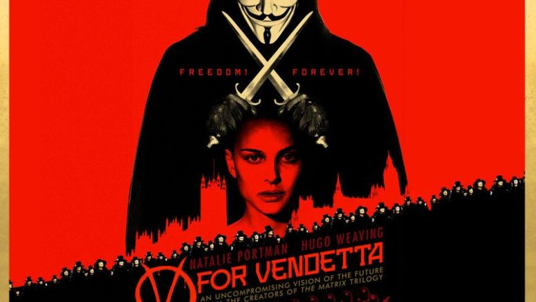 Ungroovy gords - V for Vendetta review