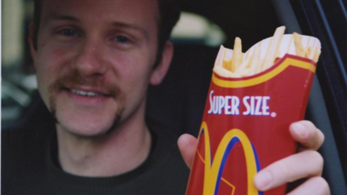 Super Size Me, a documentary review