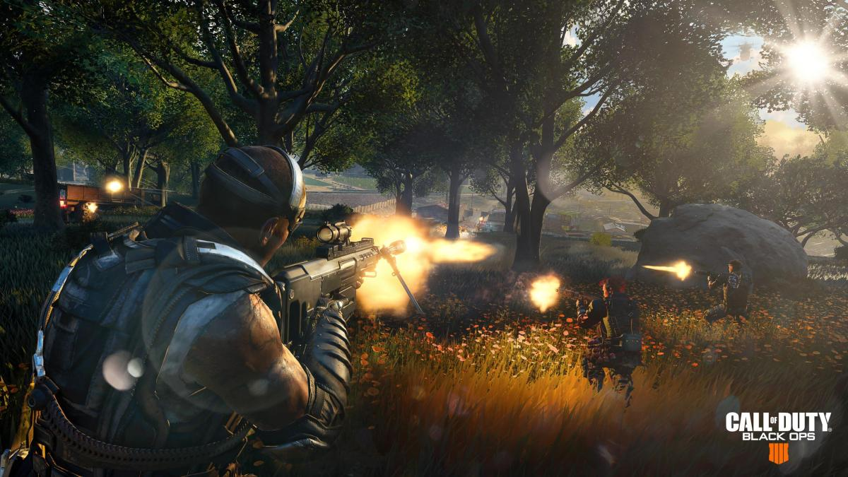 Call of Duty: Black Ops 4 Gets a Battle Royale Mode