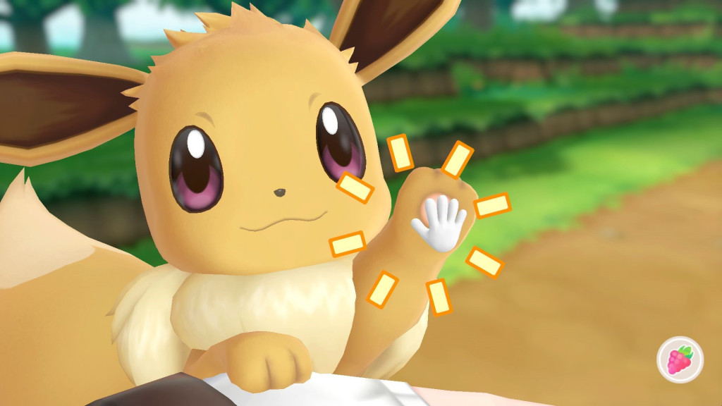 First Impressions of Pokemon: Let's Go, Eevee!