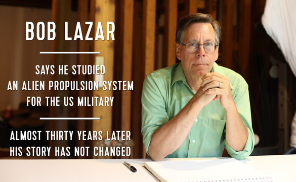 Bob Lazar: Area 51 and Flying Saucers, a documentary review