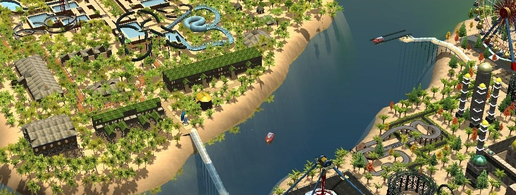 RollerCoaster Tycoon 3, a video game review – Ungroovygords
