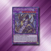 Yu-Gi-Oh! Deck and Combos: Thunder Dragon