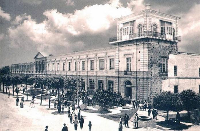 Rectoría UAEMEX, Instituto Científico y Literario