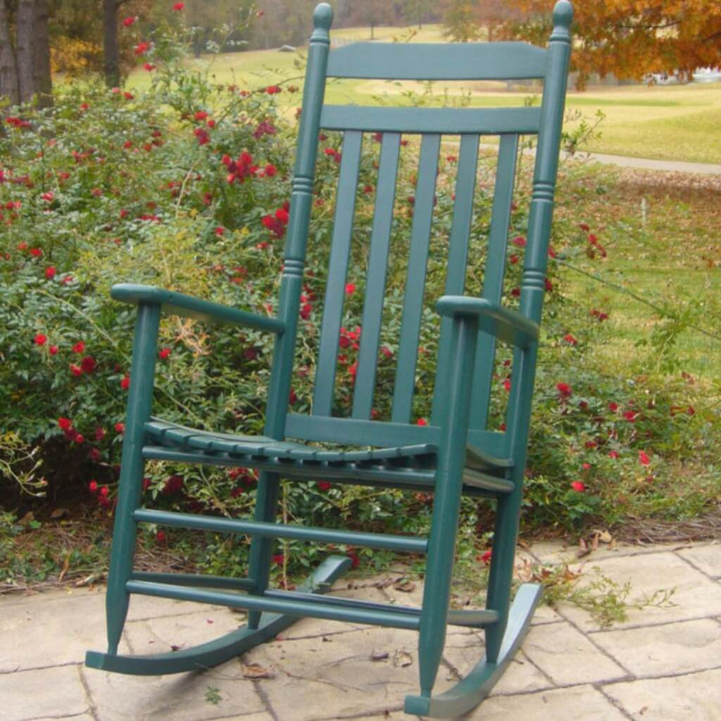 traditional rocker chair