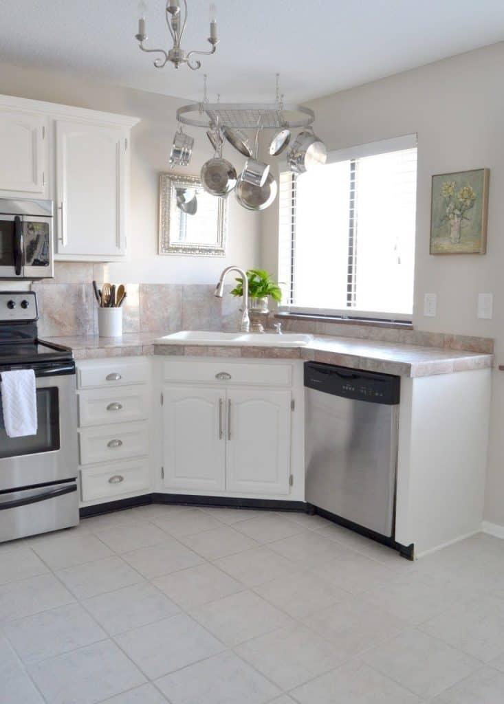 practical corner kitchen sink inspirations