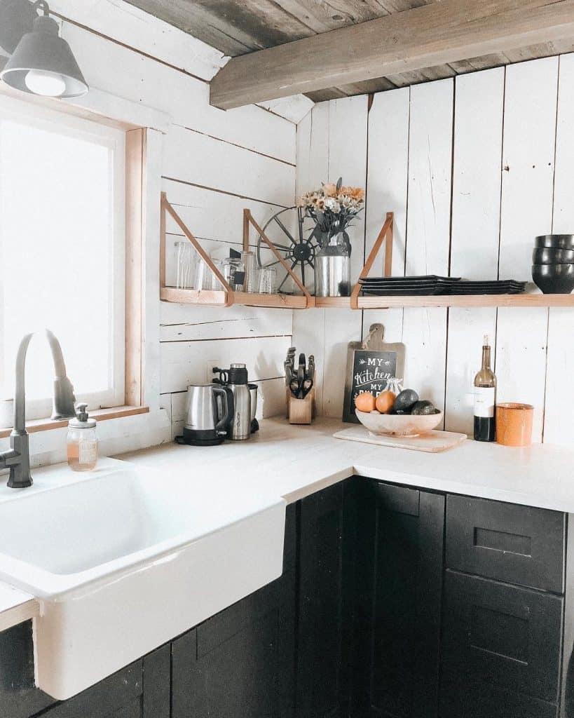 20 Pretty Farmhouse Kitchen Decor Ideas for Modern Homes on Rustic:yucvisfte_S= Farmhouse Kitchen Ideas  id=71580