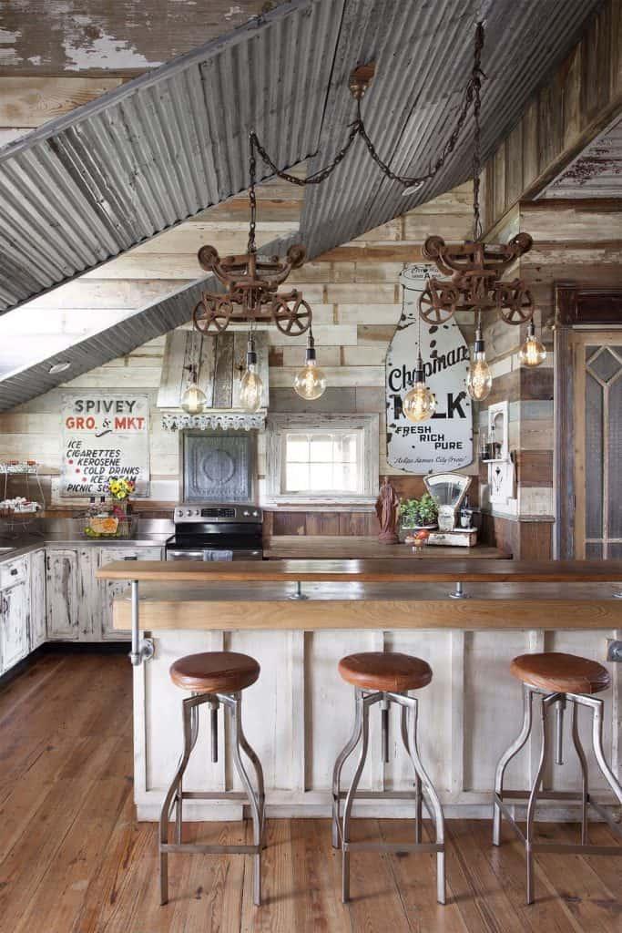 20 Pretty Farmhouse Kitchen Decor Ideas for Modern Homes on Farmhouse Kitchen Ideas  id=64302