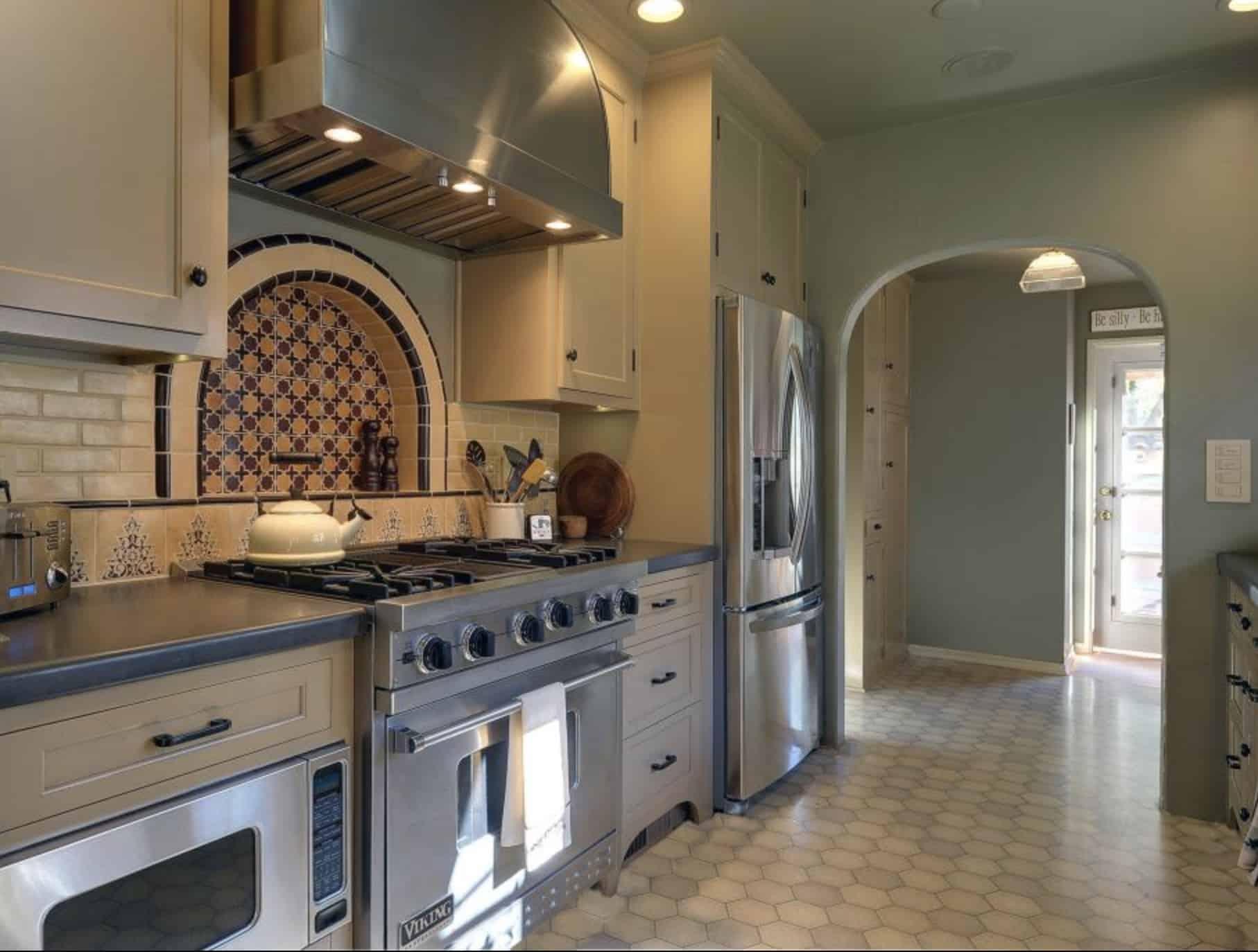 spanish style kitchen ideas