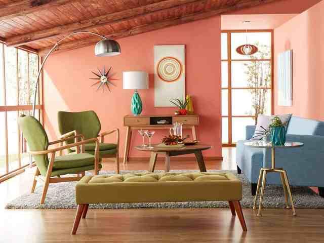 20 Breathtaking Mid-Century Modern Living Room Ideas