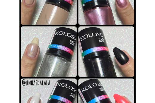 Press Kit Esmalte Koloss (Koloss Nails)