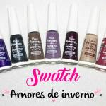 Coleção Amores de Inverno – Esmalte Novo Toque – SWATCH