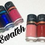 Coleção Alcione – Esmalte Desiré Cométicos – Press Kit – SWATCH