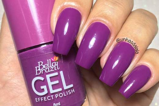 Esmalte Bella Brasil Gel Effect Polish - Frevo
