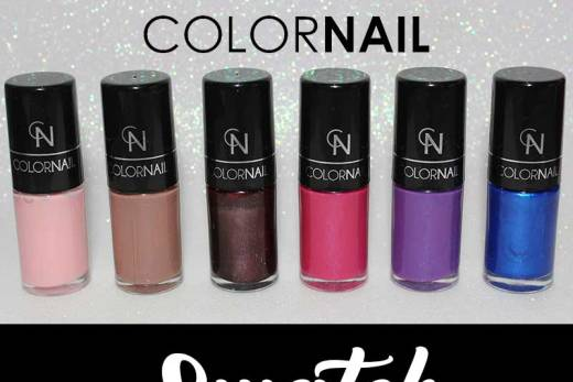 SWATCH: Esmalte COLORNAIL - Press Kit