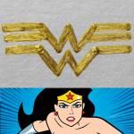 Como Desenhar Logo Mulher Maravilha