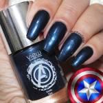 Esmalte View Cosméticos – Blue Capitão América