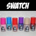 Coleção Anitta – Esmalte Boom Pop – Press Kit – SWATCH