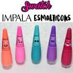Coleção Esmalticons – Esmalte Impala – SWATCH