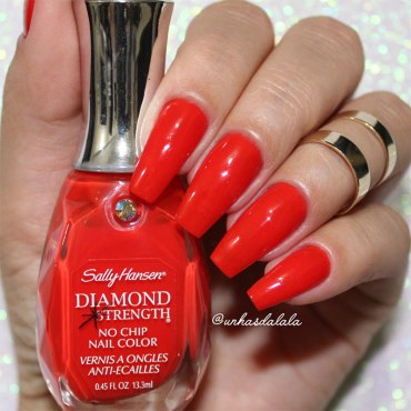 Sally Hansen Coleção Diamond Strength - Heart to Heart