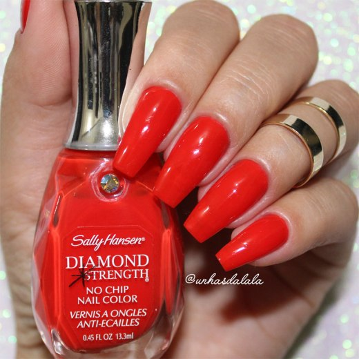 Sally Hansen Coleção Diamond Strength - Heart to Heart