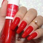 Esmalte Dailus – Red Velvet