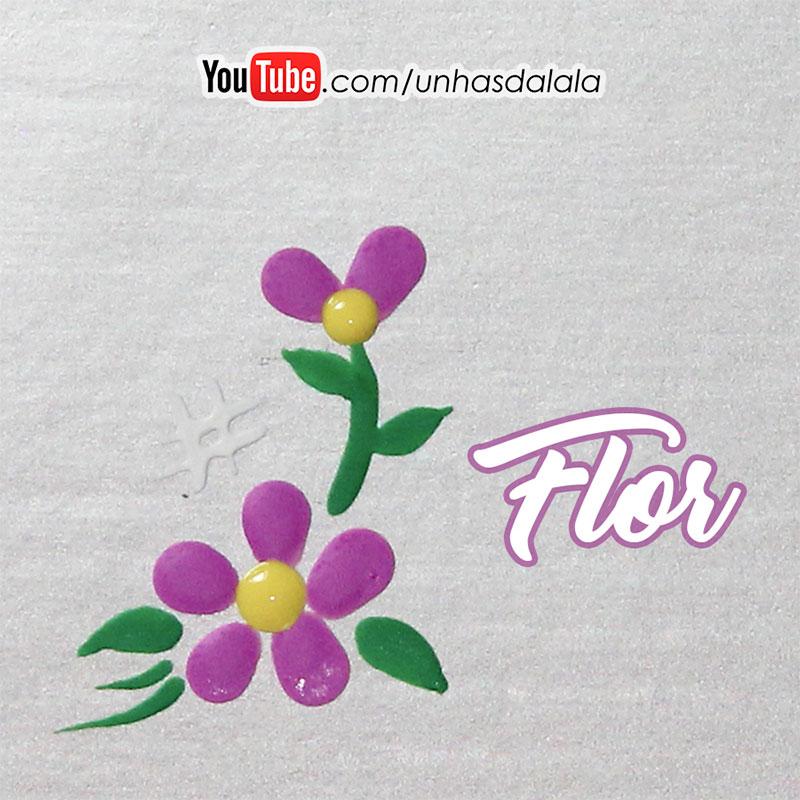 Como Desenhar Flor