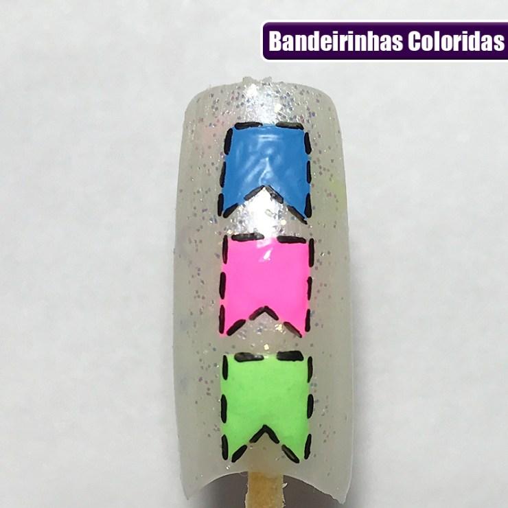 4 dicas de unhas decoradas para festa junina, festa junina, unhas festa junina, unhas decoradas festa junina, são joão, unhas para o são joão