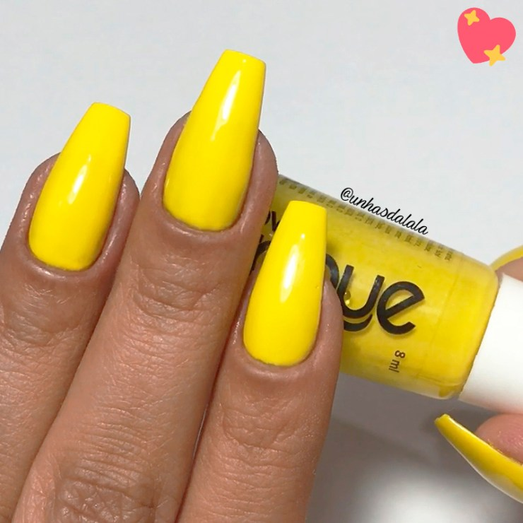 review esmalte novo toque, amarelo, esmalte amarelo, esmalte, novo toque, esmalte novo toque, novo toque amarelo