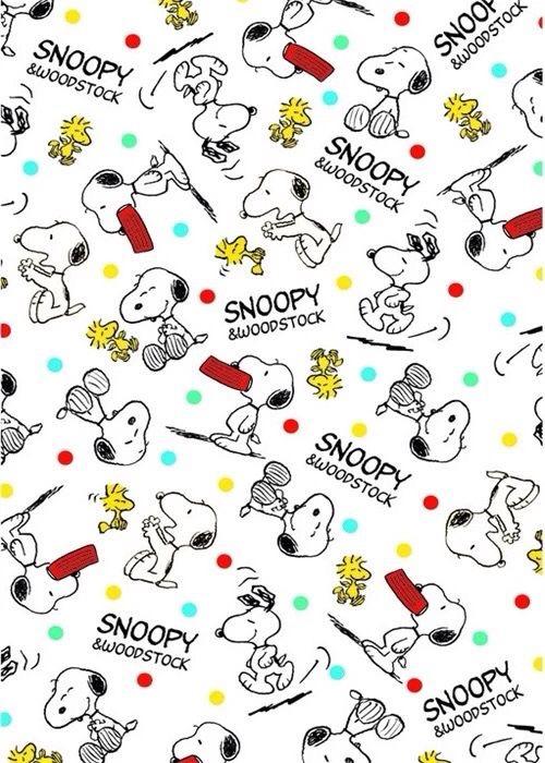 papel de parede snoopy
