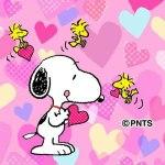 Papel de Parede do Snoopy Para Celular