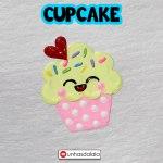 Como Desenhar Cupcake