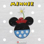 Como Desenhar Orelhas Minnie #02