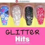 SWATCH Esmalte Hits Speciallità – Coleção Glitter